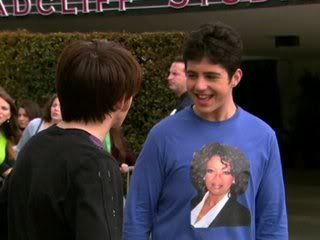 Josh Runs into Oprah - Drake and Josh Wiki