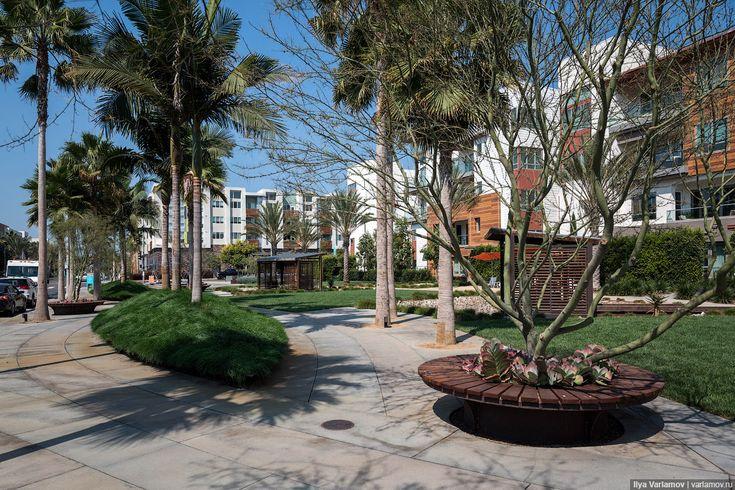 Новые районы Лос-Анджелеса. Хотели бы так жить? – Варламов.ру