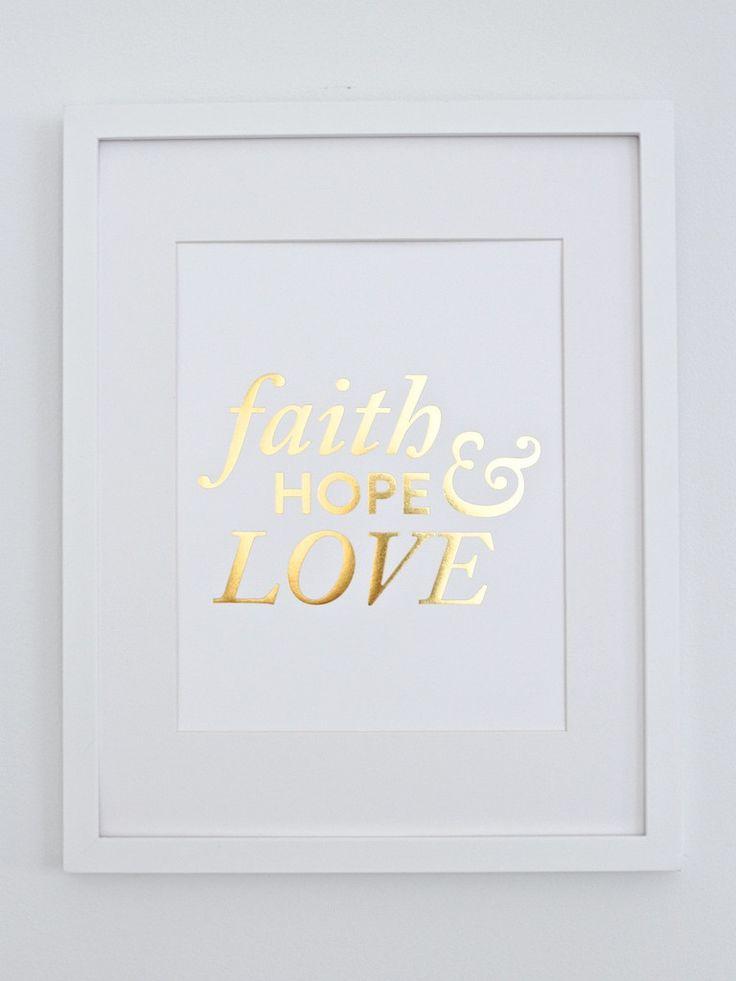 Best 25 faith hope love ideas on pinterest hope love - Faith love hope pictures ...