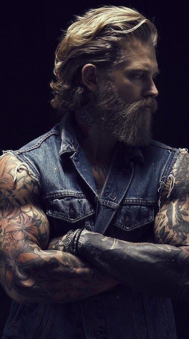 30 (ultimative) Super Trending Long Frisuren für Männer