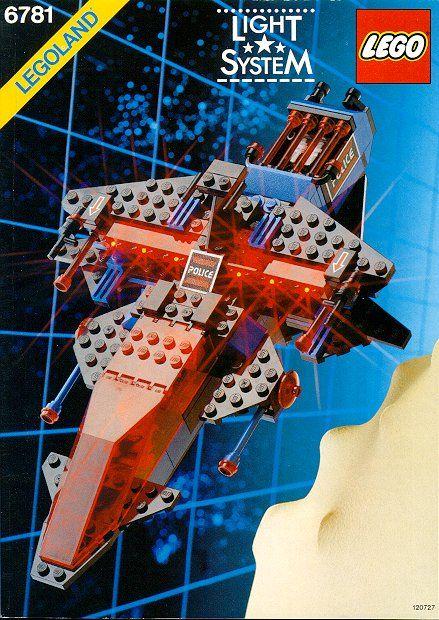 LEGO 6781-1: SP-Striker | Brickset: LEGO set guide and database