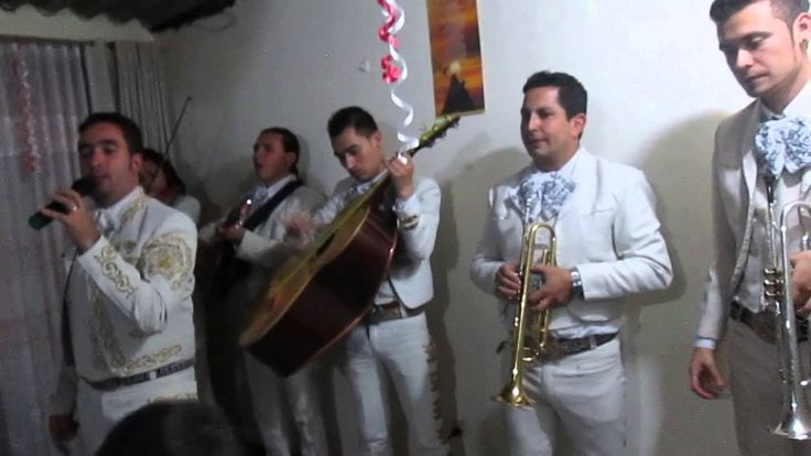 Clavelitos con Amor - Serenata Para Una Madre por Mariachi Juveniles Show... Contactanos para tus serenatas en Bogotá. Colombia http://www.mariachijuvenilesshow.com/contacto