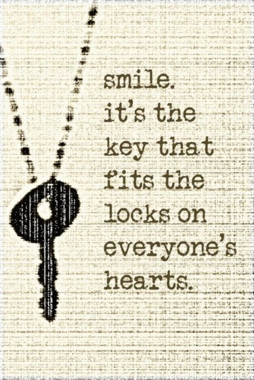 Smile Quotes, Life, Inspiration, Crossword Puzzles, Keys, Happy, True, Love Quotes, Everyone Heart