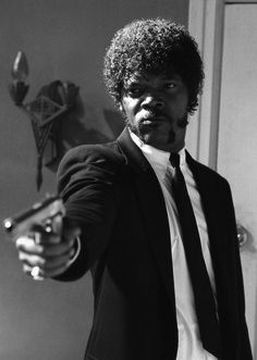 The path of the righteous man is beset on all sides by the inequities of the selfish and the tyranny of evil men - Samuel L Jackson, Pulp Fiction