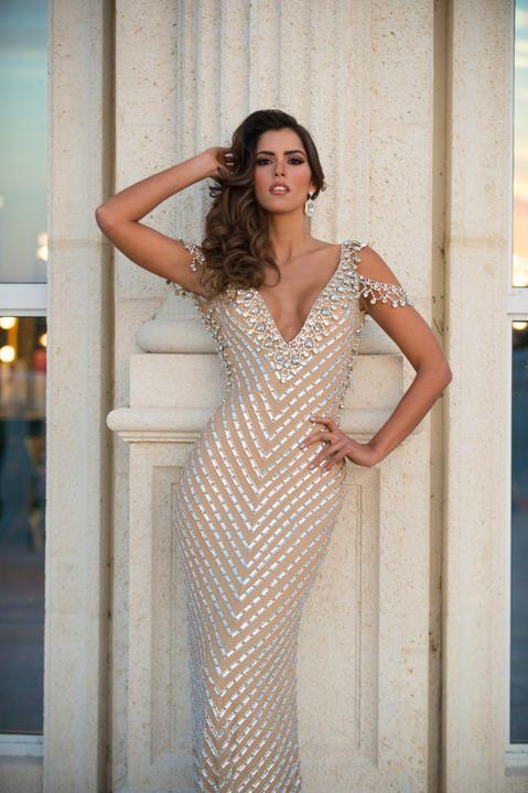 Miss Colombia Paulina Vega, Hermosa Mujer!!!! Tu eres la reina Felicitaciones!!!!!!