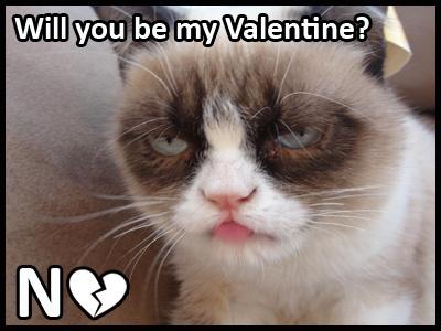 ohgrumpy cat valentine