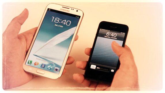 Samsung Galaxy vs iPhone. Organiza tus finanzas para comprar el celular que te gusta en www.rocket.com.co