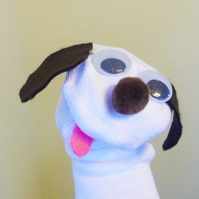 These classic Sock Puppets are fun for the kids to make and can be used for hours of play!