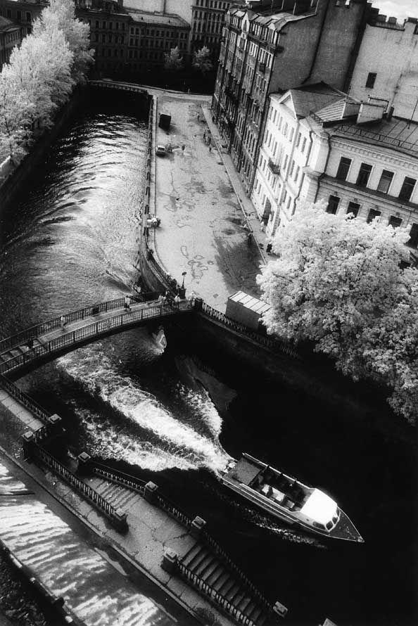 Борис Смелов. Сенной мост. 1993