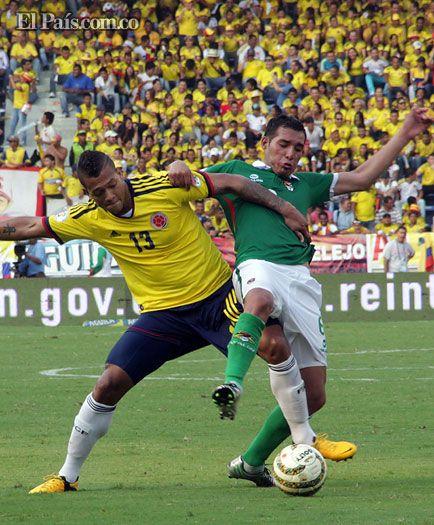 Dos puntos separan a la selección Colombia de la zona de repechaje Tras la victoria 5-0 frente a Bolivia, la tricolor suma 19 puntos en la tabla de posiciones de la Eliminatoria Sudamericana.