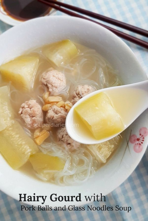 147 best chinese soup recipes images on pinterest chinese soup hairy gourd is mildly cooling and helps relieve heat and thirst forumfinder Choice Image
