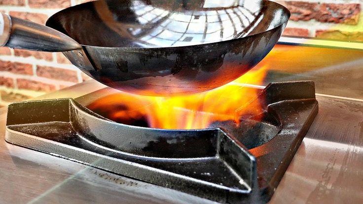 Mejores 154 im genes de cocinas industriales en pinterest - Wok 4 cocinas granollers ...