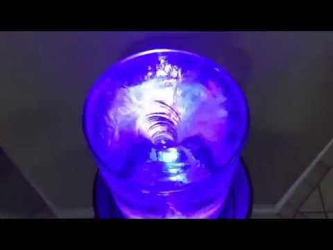 Lighted Vortex Water Fountain With Instructions - YouTube