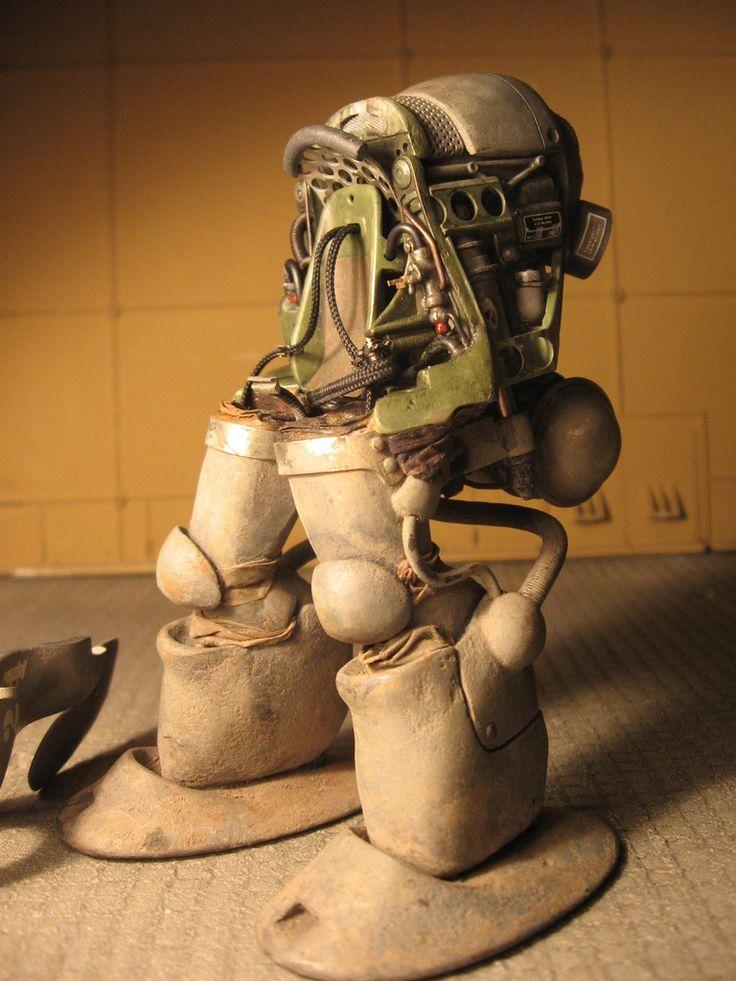 Resultado de imagen de mark stevens model crafter