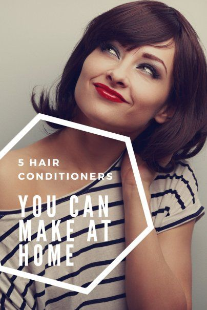 5 Hair Conditioners You Can Make at Home | Herbal Hair Rinses | Natural Hair Treatments | Homemade Hair Products | DIY Hair & Beauty Products | Avocado | Jojoba Oil | Olive Oil | Coconut Oil | Dandruff Treatments | Vinegar | Anti-Dandruff | Frugal Living Tips