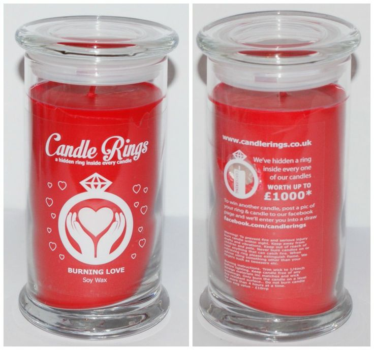 Win a candle ring