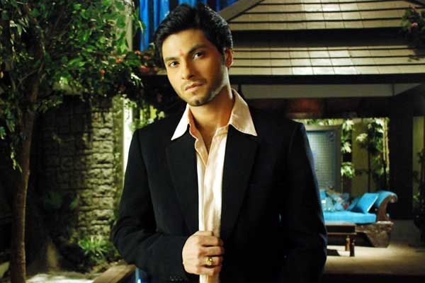 Mishal Raheja as gangster Dutta bhau in Indian TV series Laagi Tujhse Lagan