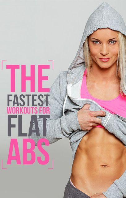 15 Women's Exercises For Abs