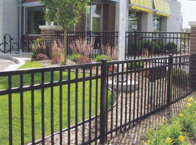 Fence for back garden