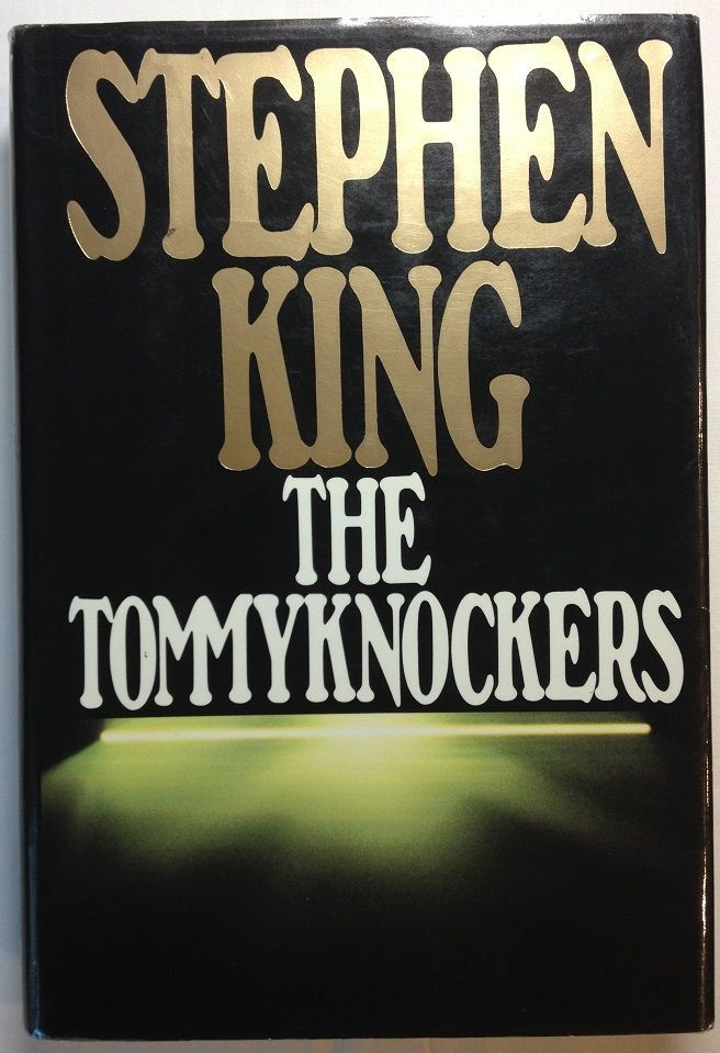 The Tommyknockers by Stephen King (1987, Hardcover) First Edition