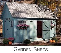 perfect storage shed different color though - Garden Sheds With A Difference