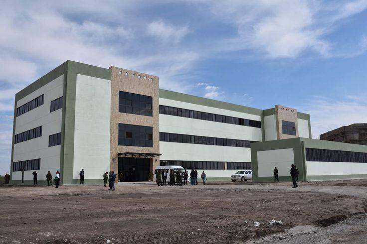En días llegarán tropas de Sedena a Cuartel Militar de San Pedro