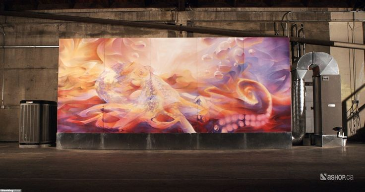 Bacon / Los Angeles / Street art. Sit back and enjoy the selection of vandalized surfaces from your hometown.