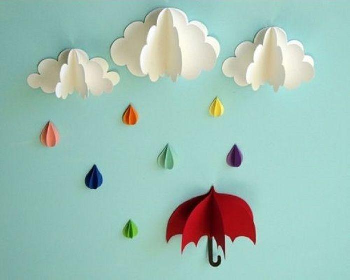 Способ №14. Бумажные облака