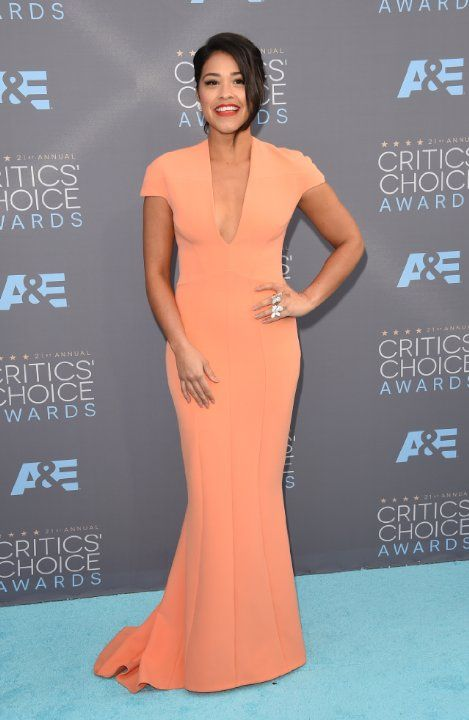 Gina Rodriguez. Gina was born on 30-7-1984 in Chicago, Illinois as Virginia Ernestine Rodriguez. She is an actress, known for Jane the Virgin, Filly Brown, Interstate and Go for It!.