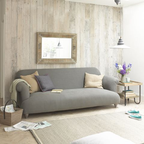 SOUFFLÉ SOFA Puffed up like a pillow, then soft in the middle. Just like one of our favourite dishes. With its rounded corners and squidgy feel, this tasty sofa is blinkin' comfy. Add a couple of Needful cushions to get the full Loaf look.