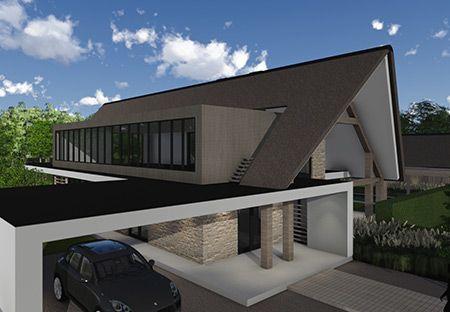 Villa b interior architecture totaal concepten for Interieur villa design