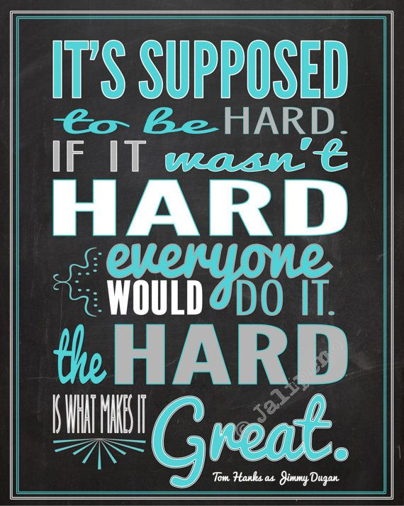 If It Was Easy Everyone Would Do It Quote Kylinfloor
