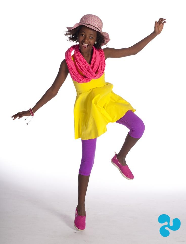 skater dress from Triple Flip