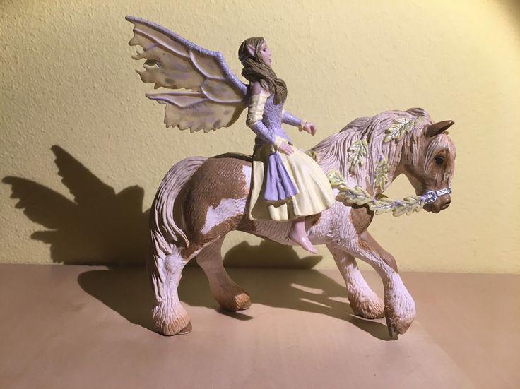 Schleich Elfe & Pferd  in Spielzeug, Action- & Spielfiguren, Fantasy   eBay!