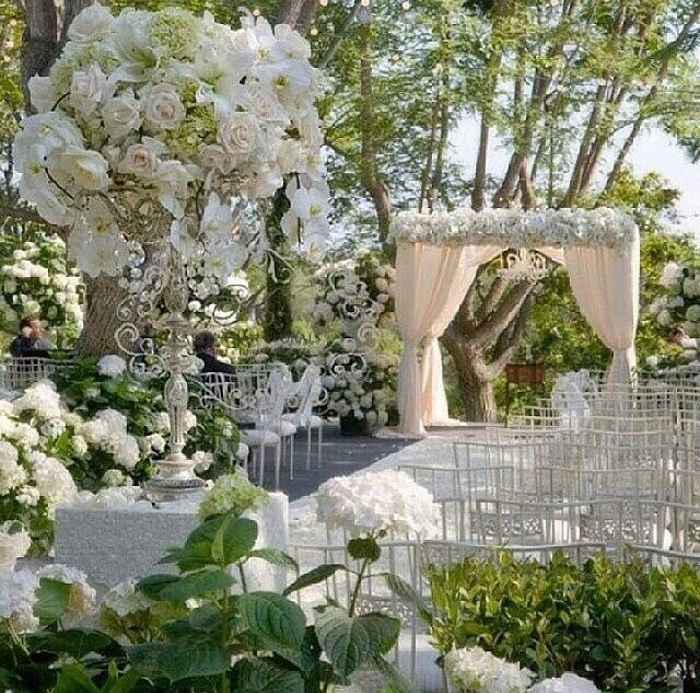 Unconventional Wedding Altar: 97 Best Images About Over The Top Wedding Ideas On