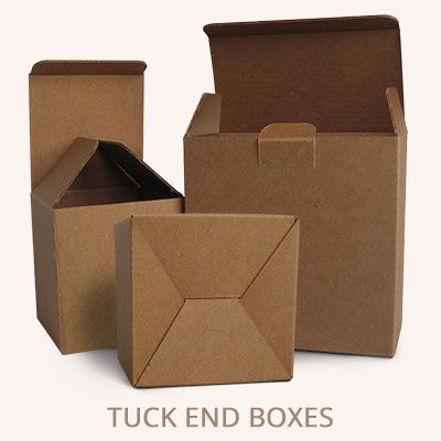 CustomKraftBox.com - Corrugated boxes - we have 3 styles of shipping corrugated boxes. Regular slotted containers, mailer style boxes, and tuck end boxes. We are your source for custom shaped and sized corrugated boxes.