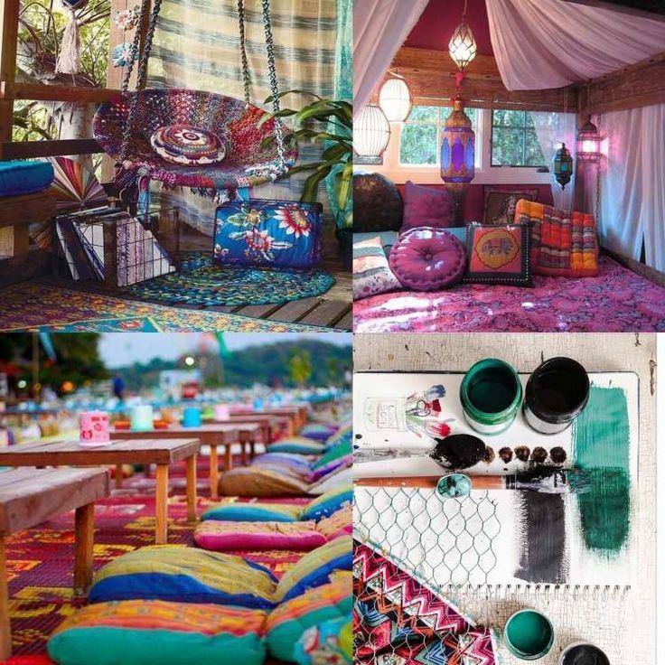 41 besten Orient Bilder auf Pinterest Orientalisches - terrasse einrichten ideen pouf