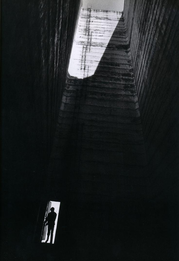 Tower by Luis Barragán, Mexico City photo by René Burri, 1969