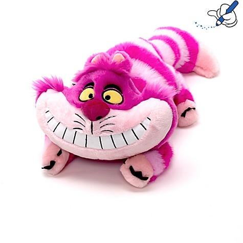 Cheshire Cat Soft Toy- Irvikissa Pehmo mitä isompi sen parempi TAHTOOOOOO...! X)