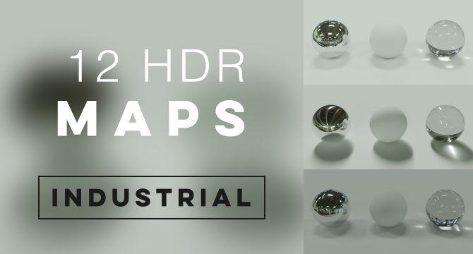 HDR Set - Industrial