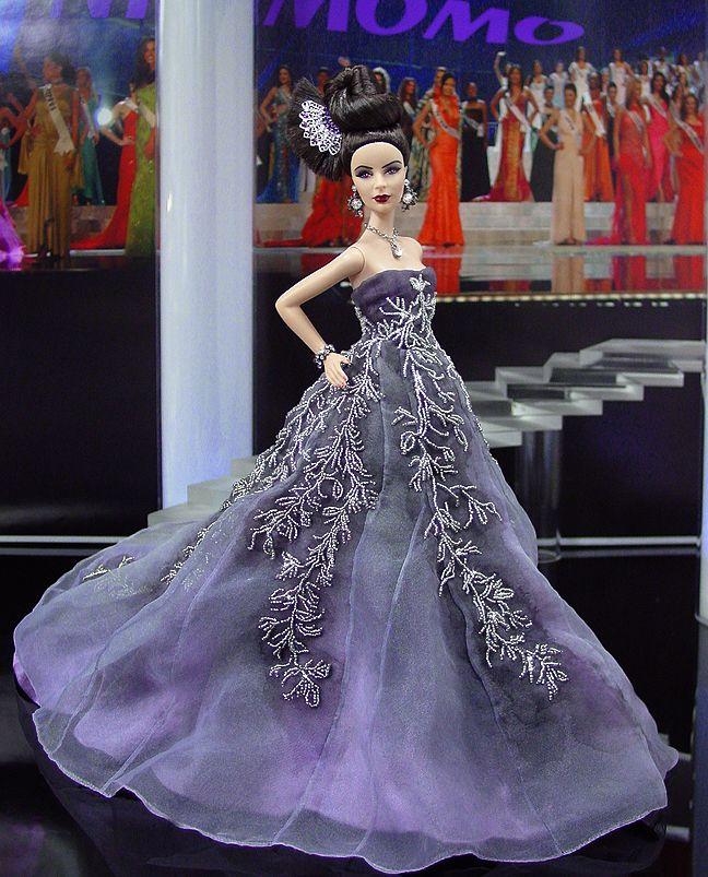 Miss Connecticut 2010 – Vestido inspirado de Bee Shaffer que lucio en Met Gala 2014 – Diseñado por la Casa de Moda Nina Ricci