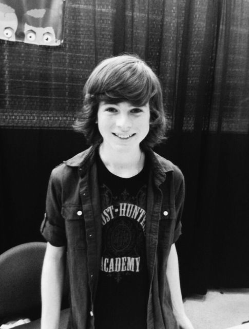 Chandler Riggs (Carl)