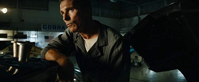 Christian Bale In Ford V Ferrari 2019 In 2020 Ferrari