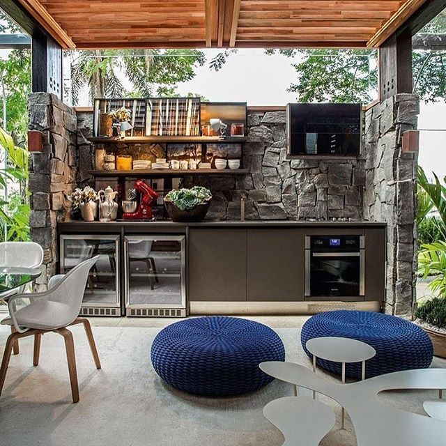 1000+ Ideas About Rustic Outdoor Kitchens On Pinterest