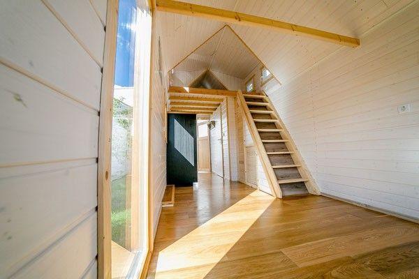Tiny House - Bildergalerie/ Ökologie