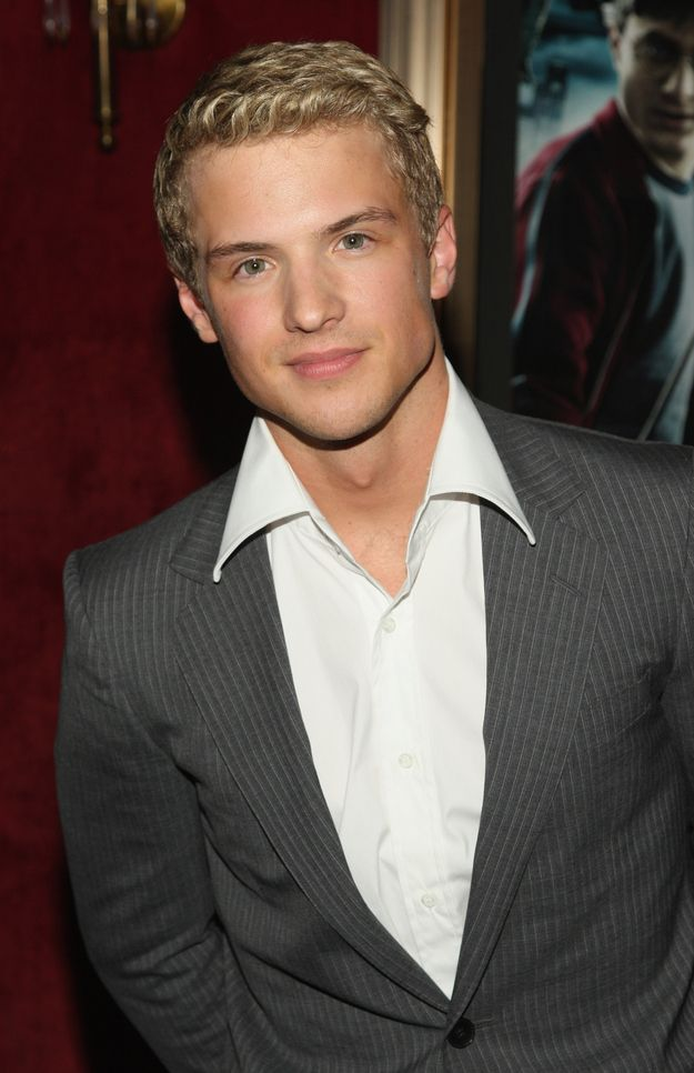 And his jaw line is magic. | Freddie Stroma Is Officially The Hottest Former Quidditch Player Of All Time