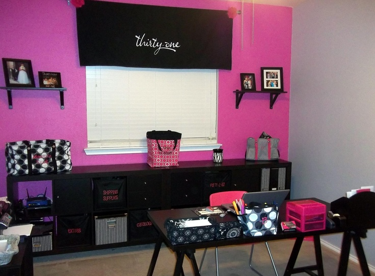 Thirty-One office...if only it was mine. :)