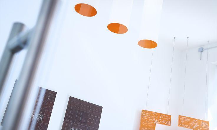 werbeagentur, [raster]fabrik gmbh, style, orange, leuchten