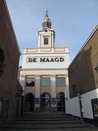 Bergen op Zoom: Stadsschouwburg De Maagd