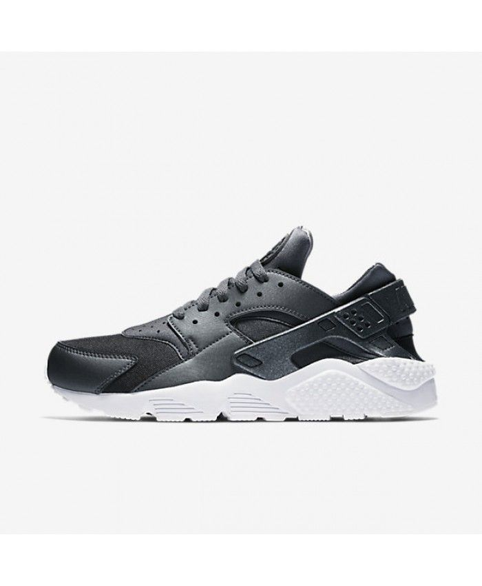 Nike Air Huarache Premium Metallic Hematite Cool Grey White Metallic  Hematite 704830-009